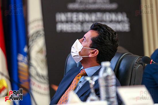 مؤتمر وزير الشباب والرياضة (27)
