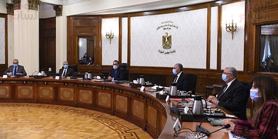رئيس الوزراء يتابع موقف تنفيذ مشروعات تنمية الريف المصرى (3)