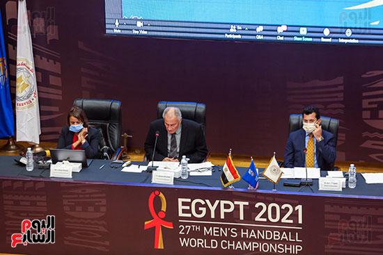 مؤتمر وزير الشباب والرياضة (23)