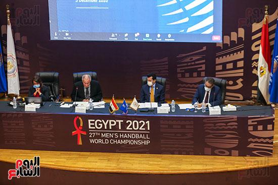 مؤتمر وزير الشباب والرياضة (22)