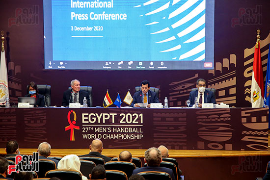 مؤتمر وزير الشباب والرياضة (26)