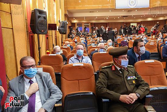 مؤتمر وزير الشباب والرياضة (21)
