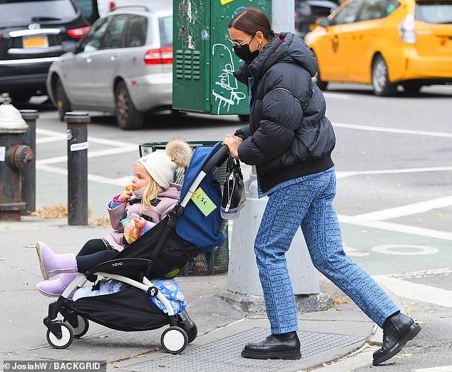 ايرينا  وابنتها ليا(3)