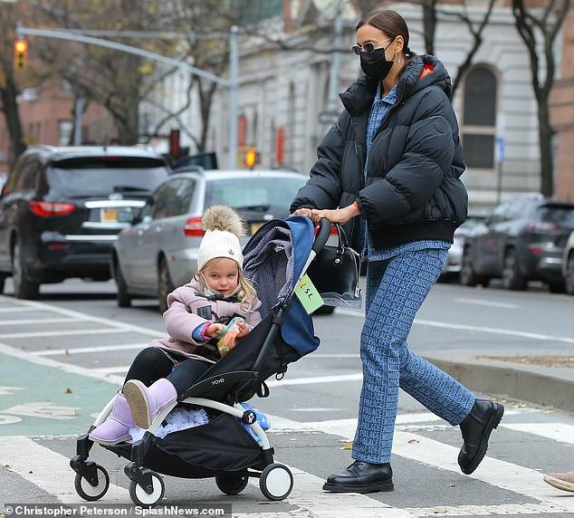 ايرينا  وابنتها ليا(6)