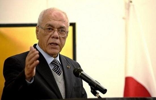 الطيب عبدالرحيم عضو اللجنة المركزية لحركة فتح