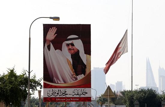 رئيس الوزراء البحريني خليفة بن سلمان آل خليفة