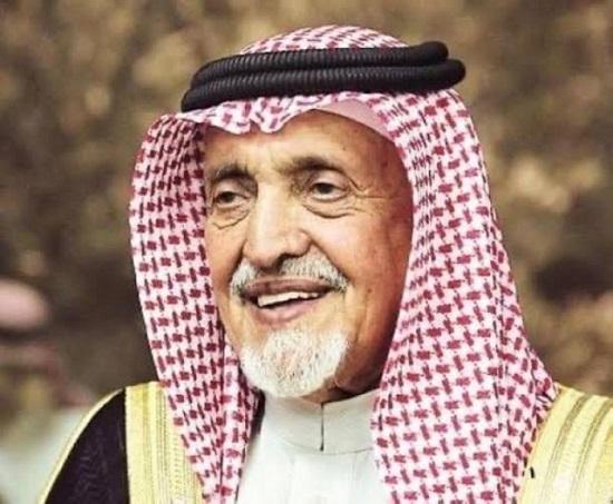 الأمير بندر بن عبدالرحمن آل سعود