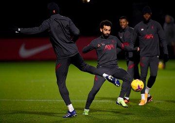 تدريبات ليفربول (4)