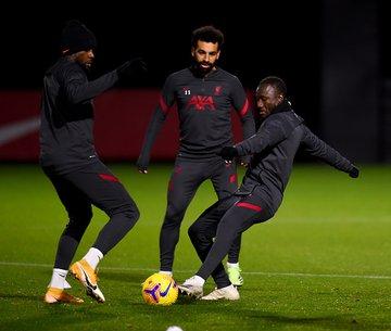 تدريبات ليفربول (2)