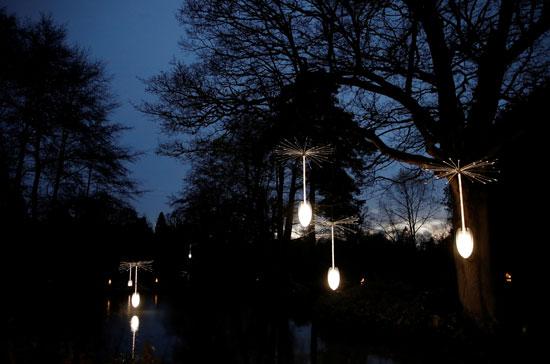 تحضيرات الكريسماس.. أضواء أعياد الميلاد تضيئ ليل بريطانيا (7)