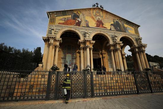 كنيسة الجثمانية