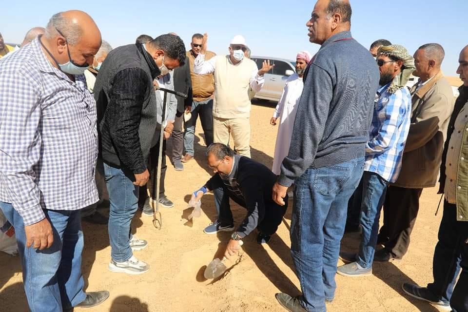 البحيرات الغامضة جمال خلاب فى صحراء الوادى الجديد (1)