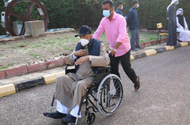 إقبال من كبار السن على الانتخابات