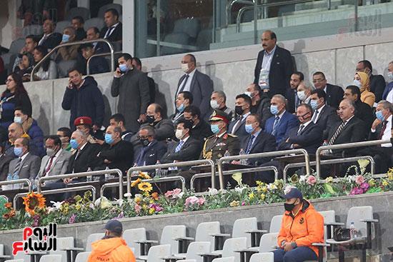 بداية مباراة الاهلي والطلائع نهائي كاس مصر  (1)