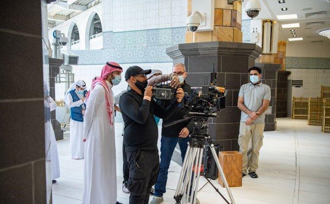 فيلم عن المسجد الحرام