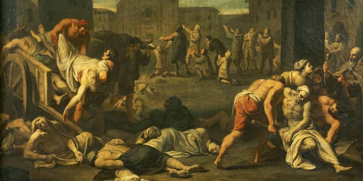 Image result for الطاعون الاسود في مصر