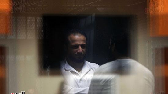 الحكم على هشام عشماوى والمتهمين فى قضية انصار بيت المقدس (12)