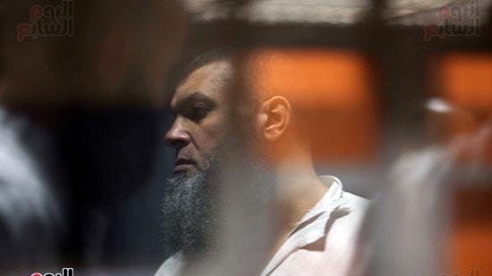 الحكم علي هشام عشماوى والمتهمين في قضية انصار بيت المقدس  (7)