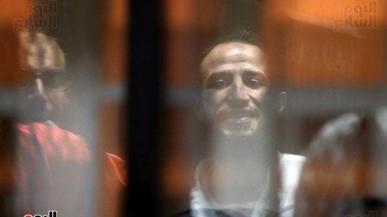 الحكم على هشام عشماوى والمتهمين فى قضية انصار بيت المقدس (4)