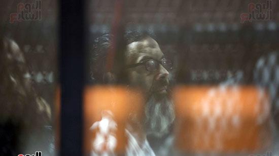 الحكم على هشام عشماوى والمتهمين فى قضية انصار بيت المقدس (3)
