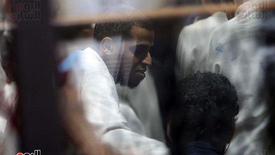 الحكم على هشام عشماوى والمتهمين فى قضية انصار بيت المقدس (15)