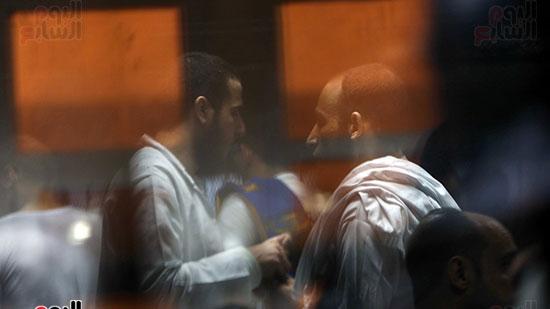 الحكم على هشام عشماوى والمتهمين فى قضية انصار بيت المقدس (13)