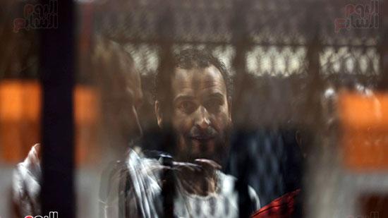 الحكم على هشام عشماوى والمتهمين فى قضية انصار بيت المقدس (8)