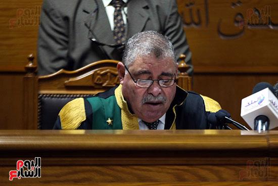 الحكم على هشام عشماوى والمتهمين فى قضية انصار بيت المقدس (9)