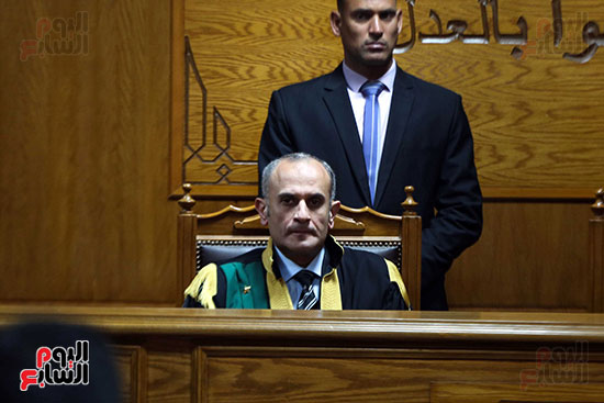 الحكم على هشام عشماوى والمتهمين فى قضية انصار بيت المقدس (5)