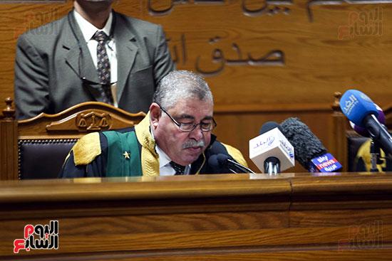 الحكم على هشام عشماوى والمتهمين فى قضية انصار بيت المقدس (2)