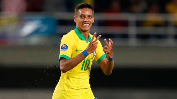 البرازيل تسحق الأرجنتين  (2)