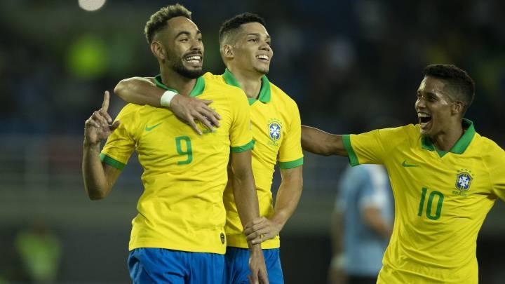 البرازيل تسحق الأرجنتين  (7)