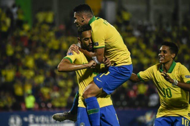 البرازيل تسحق الأرجنتين  (4)