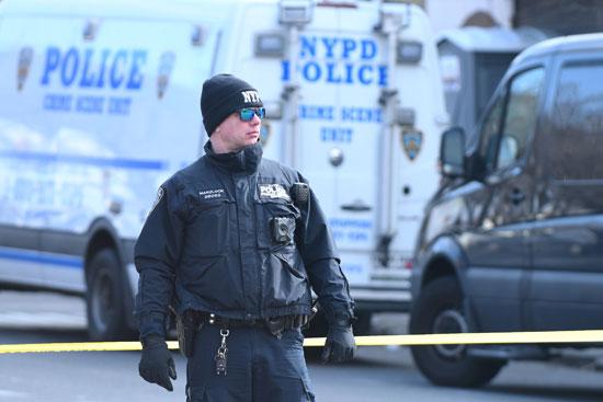 أحد عناصر الشرطة الأمريكية
