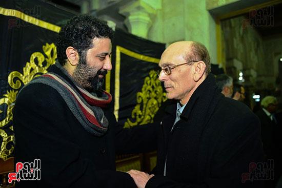 محمد صبحى وشادى الرملى