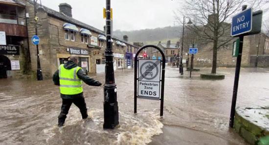 غرق-الشوارع