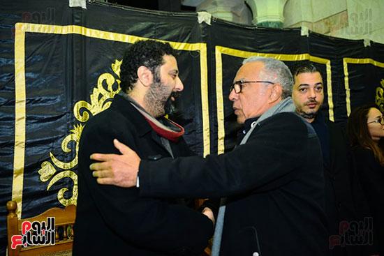 محمد العدل يعزى المخرج شادى الرملى