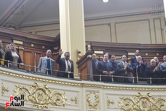 الجلسة العامة لمجلس النواب (22)