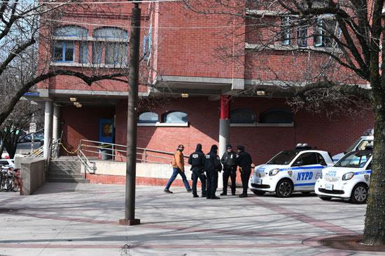 قسم شرطة بنيويورك