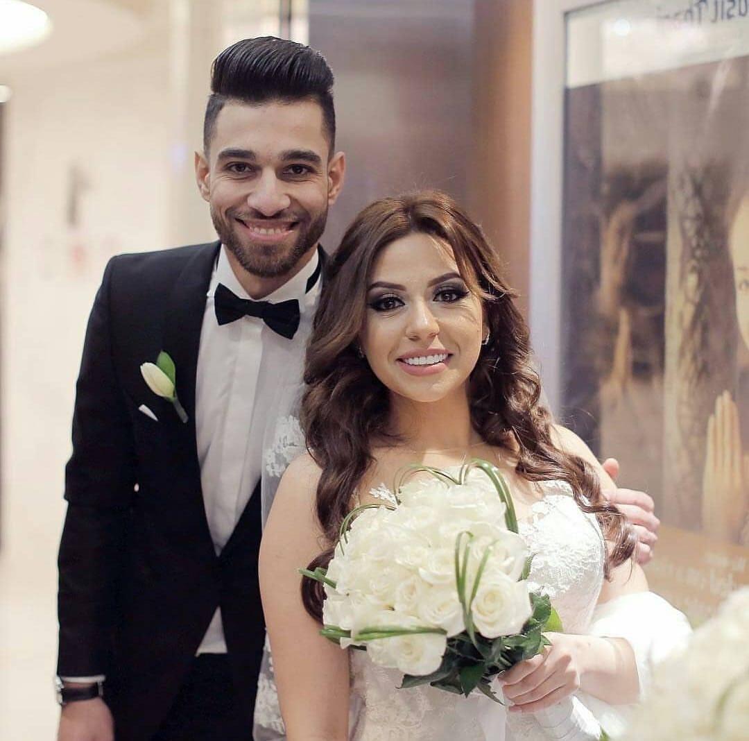 عمرو السولية و زوجته