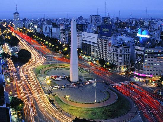 بوينس آيرس ، الأرجنتين