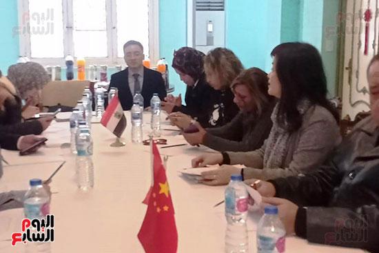 قنصل الصين بالإسكندرية (3)