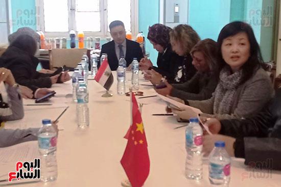 قنصل الصين بالإسكندرية (6)