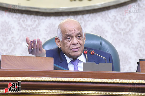 الجلسة العامة بالبرلمان (29)