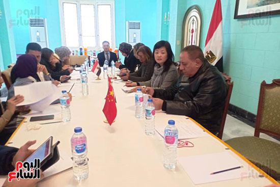قنصل الصين بالإسكندرية (5)