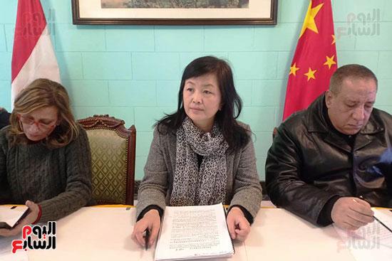 قنصل الصين بالإسكندرية (4)