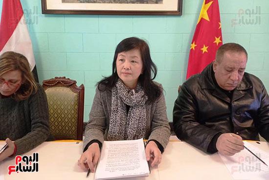 قنصل الصين بالإسكندرية (2)