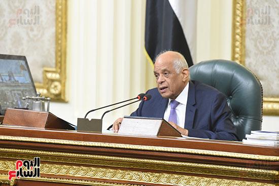 الجلسة العامة بالبرلمان (28)