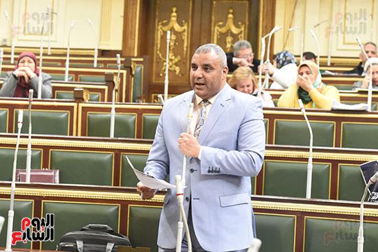 الجلسة العامة بالبرلمان (22)