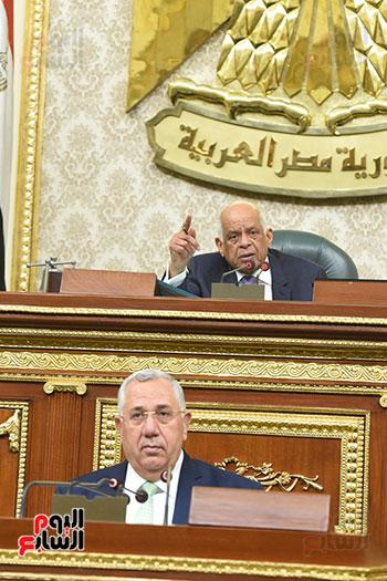 الجلسة العامة بالبرلمان (15)